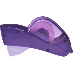 Baumgartens Trigger Squeeze Tape Dispenser - Holds Total 1 Tape(s) - Lightweight - Purple - 1 Each