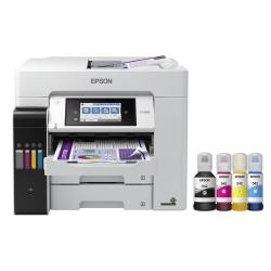 Epson® EcoTank® Pro ET-5850 SuperTank® Wireless Color Inkjet All-In-One Printer