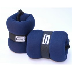 Zenzation Ankle/Wrist Weights, 2.5 lb, Set Of 2, Blue