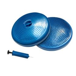 "PurAthletics Air Balance Disc, 3""H x 13.4""D x 14.6""D, Blue"