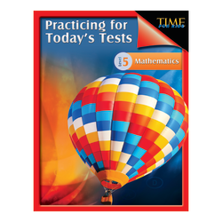 Shell Education TIME For Kids®: Practicing For Today's Mathematics, Grade 5