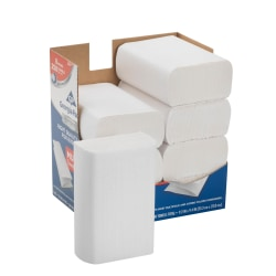 GP PRO Premium 1-Ply Multi-Fold Paper Towels, 250 Sheets Per Pack, Case Of 8 Packs