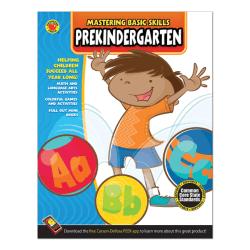 Brighter Child Mastering Basic Skills, Pre-K