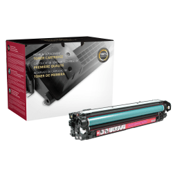 Clover Imaging Group™ 200625P Remanufactured Magenta Toner Cartridge Replacement For HP 651A