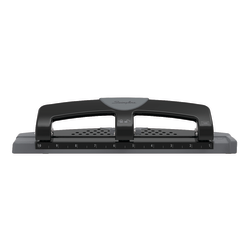 Swingline® SmartTouch 3-Hole Low-Force Punch, 12-Sheet Capacity