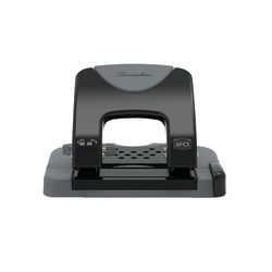 Swingline® SmartTouch 2-Hole Low-Force Punch, 20-Sheet Capacity