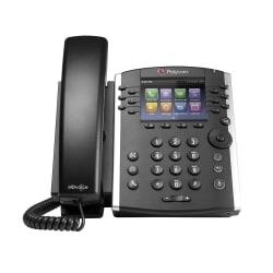 Polycom® VVX® 411 12-Line VoIP Phone, PY-2200-48450-025