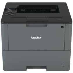 Brother Wireless Monochrome Laser Printer, HL-L6200DW