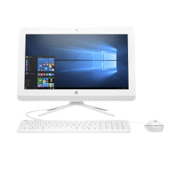 "HP Envy 20-c000 All-In-One PC, 19.5"" Screen, Intel® Celeron®, 4GB Memory, 1TB Hard Drive, Windows® 10 Home"