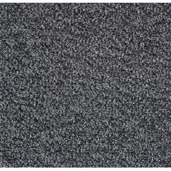"""Crown Dust-Star Wiper Mat, 48"""" x 72"""", Charcoal"""