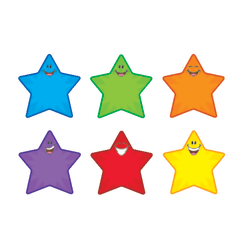 Trend® Classic Accents Variety Pack, Star Smiles, Pack Of 36