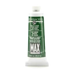 Grumbacher Max Water Miscible Oil Colors, 1.25 Oz, Sap Green, Pack Of 2