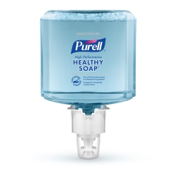 Purell® CRT ES4 Healthy Soap High-Performance Foam Hand Soap, Fresh Scent, 40.58 Oz Bottle