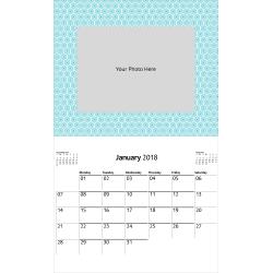 """Office Depot® Brand Photo Wall Calendar, 8.5"""" x 11"""""""