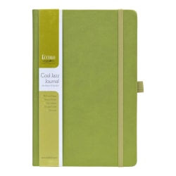 "Eccolo™ Cool Jazz Journal, 5 1/2"" x 8"", Lined, 192 Pages, Assorted Colors"