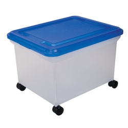 Office Depot® Brand Mobile File Box