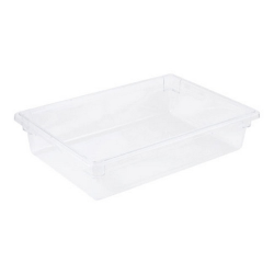 "Cambro Camwear Food Box, 6""H x 26""W x 18""W, Clear"
