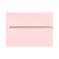 "LUX Invitation Envelopes With Peel & Press Closure, A1, 3 5/8"" x 5 1/8"", Candy Pink, Pack Of 1,000"
