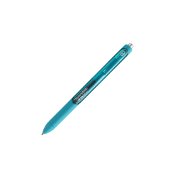 Paper Mate® InkJoy® Gel Pen, Medium Point, 0.7 mm, Teal Barrel, Teal Ink