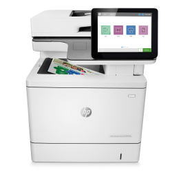 HP M578f LaserJet Enterprise All-in-One Color Printer, 7ZU86A#BGJ
