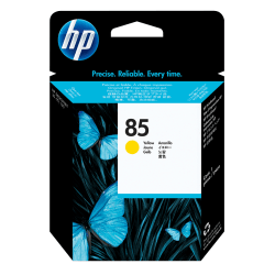 HP 85, Yellow Printhead (C9422A)