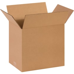 """Office Depot® Brand Corrugated Boxes, 9"""" x 6"""" x 7"""", Kraft, Pack Of 25 Boxes"""