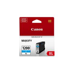 Canon PGI-1200 XL High-Yield Cyan Ink Tank (9196B001)