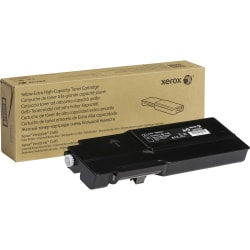 Xerox Original Toner Cartridge - Black - Laser - Extra High Yield - 10500 Pages - 1 Each