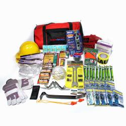 Ready America® Site Safety Emergency Kit, Red