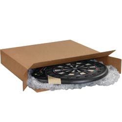 "Office Depot® Brand Standard-Duty Side Loading Storage Boxes, 38"" x 5"" x 28"", Kraft, Case Of 20"