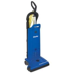 """Clarke Dual Motor HEPA Upright Vacuum, 14 1/2"""""""