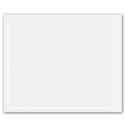 """Office Depot® Brand Clear Packing List Envelopes, 9 1/2"""" x 12"""", Pack Of 500"""