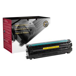 Clover Imaging Group 200989P (Samsung CLT-Y506L / CLT-Y506S) High-Yield Remanufactured Yellow Toner Cartridge