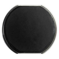 "2000 PLUS® Self-Inking Round Replacement Pad, 1 5/8"" Diameter"