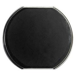 "2000 PLUS® Self-Inking Round Replacement Pad, 2"" Diameter"