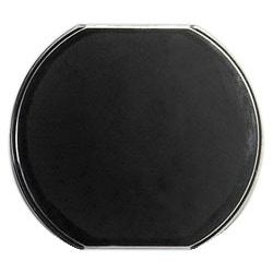 """2000 PLUS® Inspector Stamp Self-Inking Round Replacement Pad, 5/8"""" Diameter"""