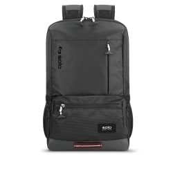 Solo Draft Laptop Backpack, Black