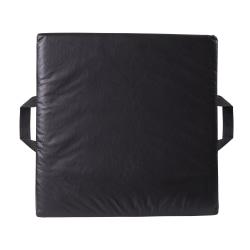 "DMI® Deluxe Seat-Lift Cushion, 4""H x 16""W x 16""D, Black"