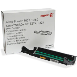 Xerox WorkCentre 3215 - Drum cartridge - for Phaser 3052, 3260; WorkCentre 3215, 3225