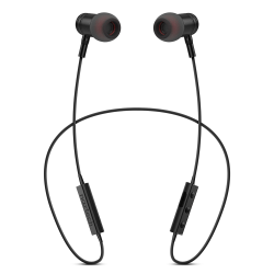 Naztech Alloy Advanced Magnetic Wireless Earbuds, Black, 13680
