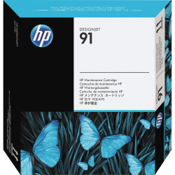 Travis Technologies Compatible Ink Cartridge Replacement for HP C9465A HP 91 Ink Cartridge