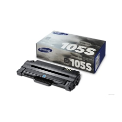 Samsung MLT-D105S Toner Cartridge, Black
