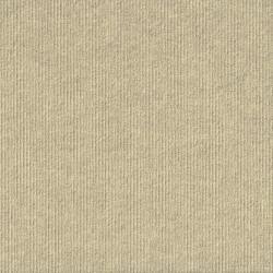 "Foss Floors Edge Peel & Stick Carpet Tiles, 24"" x 24"", Ivory, Set Of 15 Tiles"