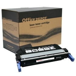 Office Depot® Brand OD4005B Remanufactured Toner Cartridge Replacement For HP 642A Black