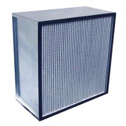 "Tri-Dim HVAC Air Filter, Gasket Seal, 24""H x 24""W x 12""D"