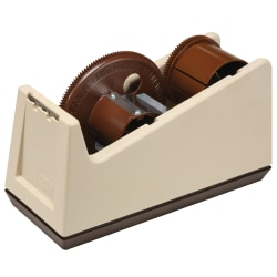 3M™ M712 Double-Sided Pull-And-Cut Tape Dispenser, Tan