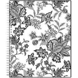 """Blue Sky™ Monthly Planner, 8"""" x 10"""", Analeis, July 2021 To June 2022, 130613"""