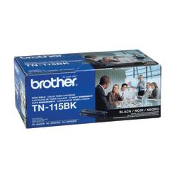 Brother® TN-115BK Black Toner Cartridge