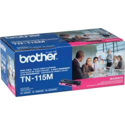 Brother® TN-115M Magenta Toner Cartridge