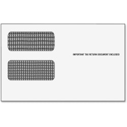 TOPS® Double-Window Tax Form Envelopes, Pack Of 24